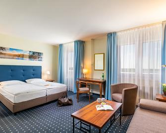 AHORN Seehotel Templin - Templin - Schlafzimmer