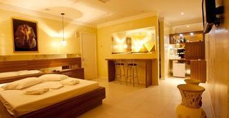 Passione - estadia e Lazer - Criciúma - Habitación