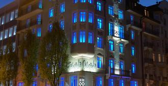 卡斯卡達飯店 - 琉森 - 建築