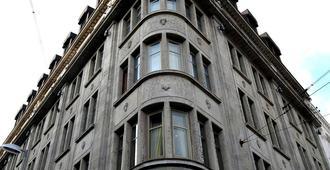 Central-Hotel Kaiserhof - Hannover - Toà nhà