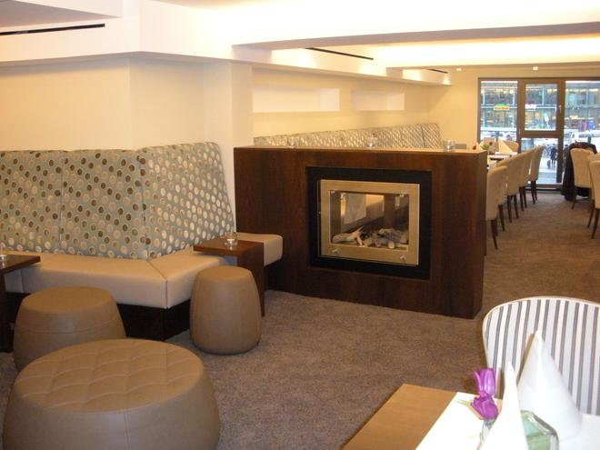 Central-Hotel Kaiserhof - Hannover - Lounge