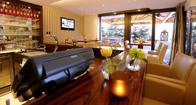 Central-Hotel Kaiserhof - Hannover - Bar