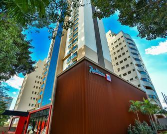 Radisson RED Campinas - Campinas - Κτίριο
