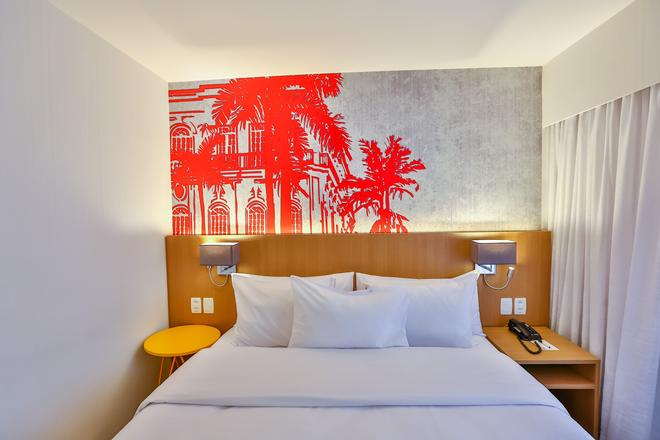 Radisson RED Campinas - Campinas - Bedroom