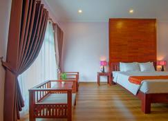 Angkor Angel Boutique Villa - Siem Reap - Yatak Odası