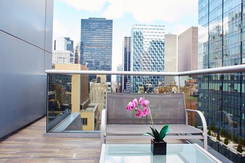 該譚酒店 - 紐約 - 紐約 - 陽台
