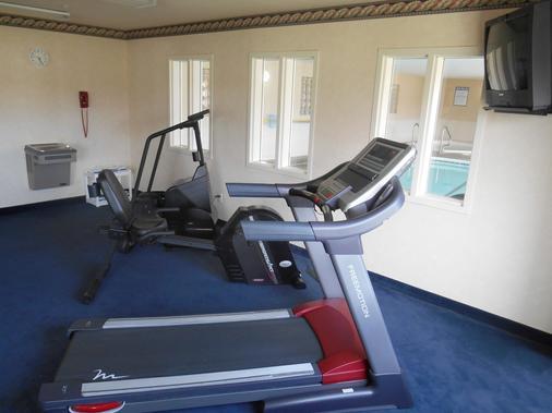 Fairbridge Inn & Suites, Miles City - Miles City - Gym