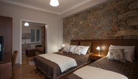 Ambrosia Suites & Aparts - Афины - Спальня
