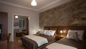 Ambrosia Suites & Aparts - Αθήνα - Κρεβατοκάμαρα