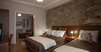 Ambrosia Suites & Aparts - Athens - Bedroom