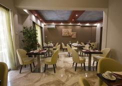 Ambrosia Suites & Aparts - Athene - Restaurant