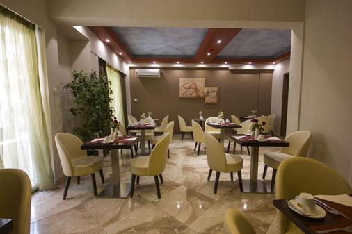 安博夏套房公寓酒店 - 雅典 - 雅典 - 餐廳