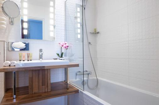 布拉德福德愛麗舍酒店 - 巴黎 - 巴黎 - 浴室