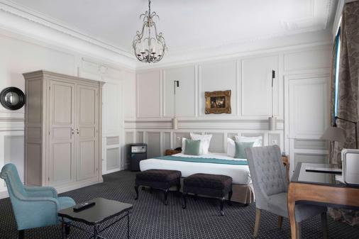 Hôtel Bradford Elysées - Astotel - Παρίσι - Κρεβατοκάμαρα
