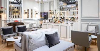 Hôtel Bradford Elysées - Astotel - París - Sala de estar