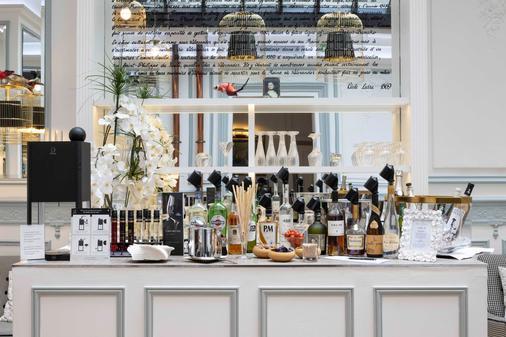 布拉德福德愛麗舍酒店 - 巴黎 - 巴黎 - 自助餐