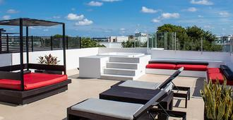 Residences at The Fives - Playa del Carmen - Balcony