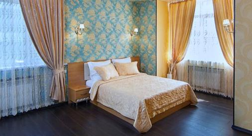 City Hotel - Μόσχα - Κρεβατοκάμαρα