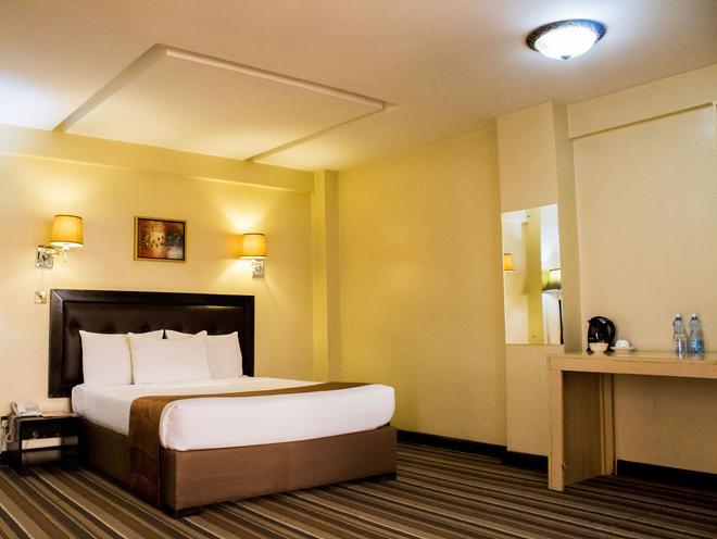 The Clarion Hotel - Nairobi - Makuuhuone