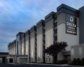 Delta Hotels by Marriott Seattle Everett - Everett - Building