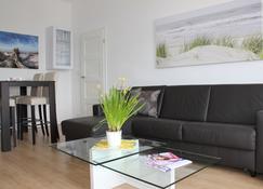 Apartment Traveblick - Lübeck - Living room