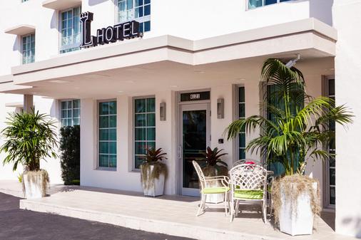 The L Hotel - Miami Beach - Building