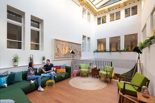 Stayokay Den Haag - Hostel - The Hague - Lounge
