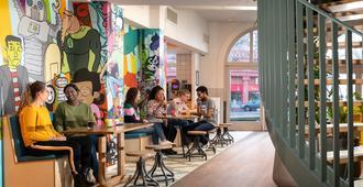 Stayokay Den Haag - האג - מסעדה
