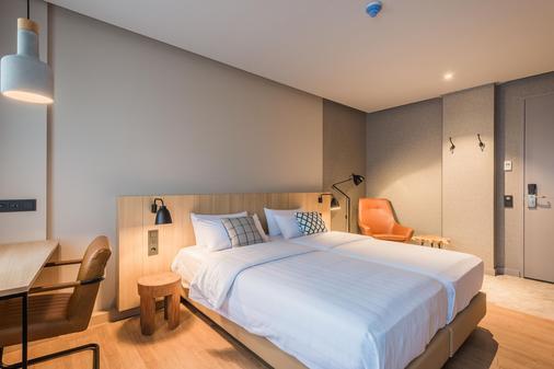 城市旅館酒店 - 阿姆斯特丹 - 阿姆斯特丹 - 臥室