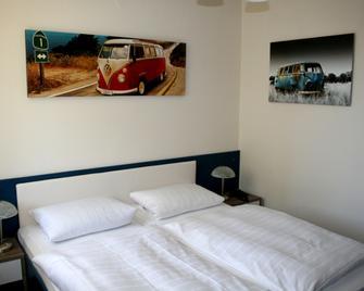 Hotel-Restaurant Bruchwiese - Saarbrücken - Slaapkamer