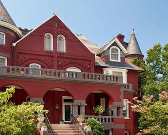 Swann House - Washington - Building
