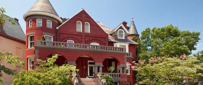 Swann House - Ουάσιγκτον - Κτίριο