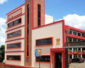 Arthur Palace Hotel - Encarnación - Gebäude