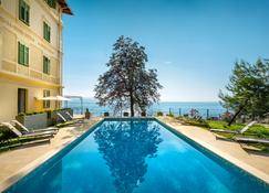 Villa Belvedere - Liburnia - Lovran - Piscina