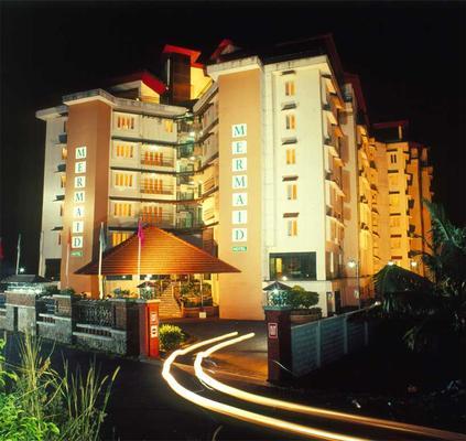 Mermaid Hotel - Kochi - Building