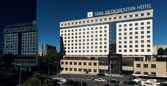 Sana Metropolitan Hotel - Lisboa - Edificio