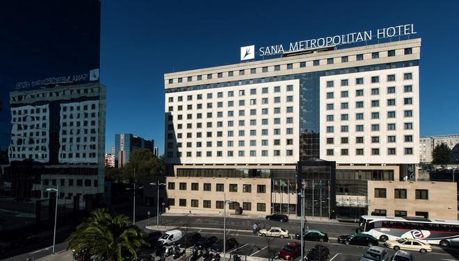 薩納大都市酒店 - 里斯本 - 里斯本 - 建築