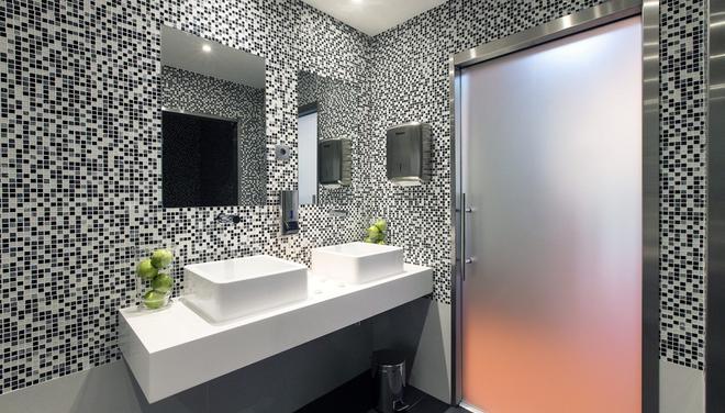 薩納大都市酒店 - 里斯本 - 里斯本 - 浴室