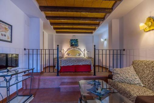 Hotel Restaurante Milan - San Clemente - Bedroom