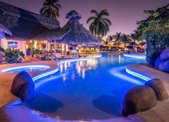 Bahia del Sol Beach Front Boutique Hotel - Potrero - Piscine