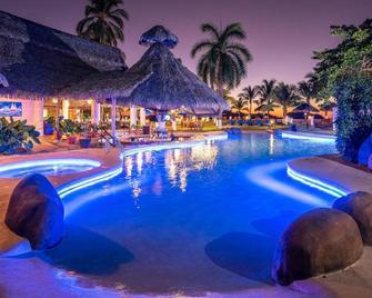 Bahia del Sol Beach Front Boutique Hotel - Potrero - Bazén