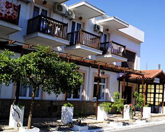 Anthousa Hotel - Samos - Building