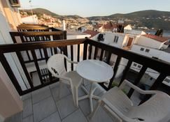 Anthousa Hotel - Samos - Balcony