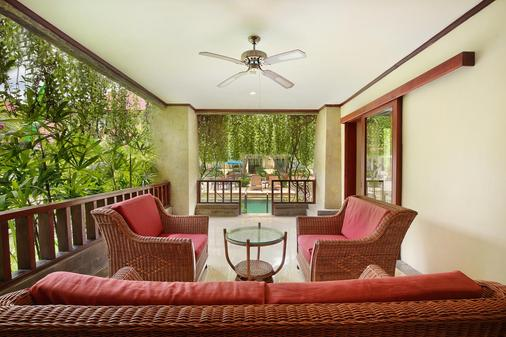 Hilton Bali Resort - South Kuta - Balcony