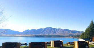 Lake Tekapo Motels & Holiday Park - Lake Tekapo - Außenansicht