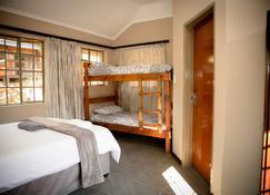 Lidwala Lodge - Hostel - Lobamba - Bedroom