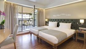 Titania Hotel - Atene - Camera da letto