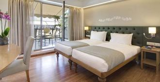 Titania Hotel - Athens - Phòng ngủ