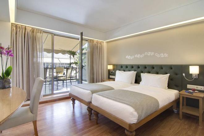 泰坦尼亞酒店 - 雅典 - 雅典 - 臥室