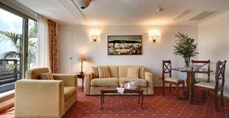 Titania Hotel - Atenas - Sala de estar